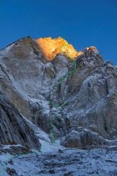 Light  Before Wisdom_Cerro Kishtwar_photo by Marko Prezelj